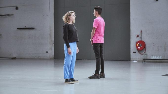 5 november Nederlandse première DYING TOGETHER / Earth  van Lotte van den Berg
