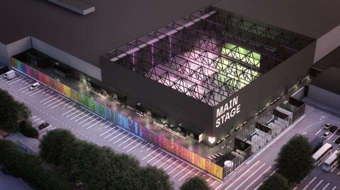Brabanthallen introduceert gloednieuwe entertainmenthal 'Mainstage'