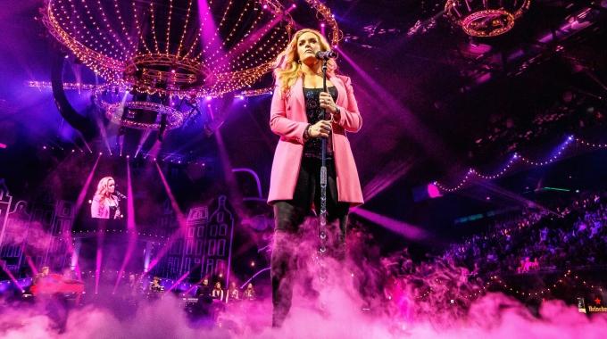 Samantha Steenwijk zingt ook in 2020 Hazes