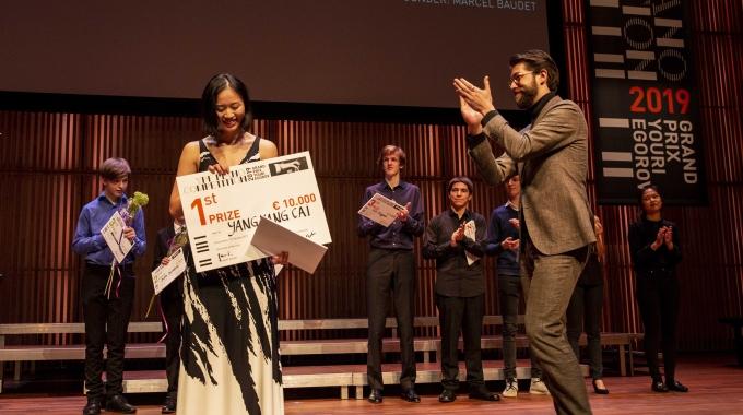 PERSBERICHT YPF presenteert 7 winnaars bij jubileum, afscheid Marcel Baudet en nieuwe artistiek directeur Thomas Beijer