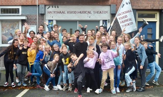 Nationaal Jeugd Musical Theater gaat partnerschap aan met MusicalCamp.