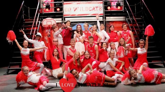 High School Musical van Plzier entertainment – FotoReportage