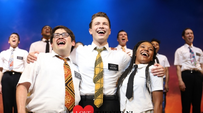Première The Book of Mormon – FotoReportage