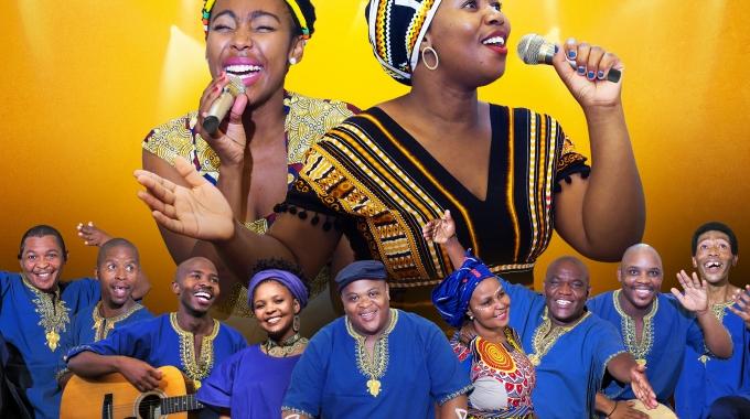 Zangeres Shirma Rouse gaat samenwerking aan met de 14 Zuid-Afrikaanse artiesten van South African Road Trip