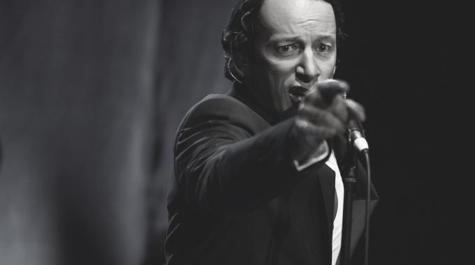 BREL door Olivier Laurent live in het Kurhaus Scheveningen