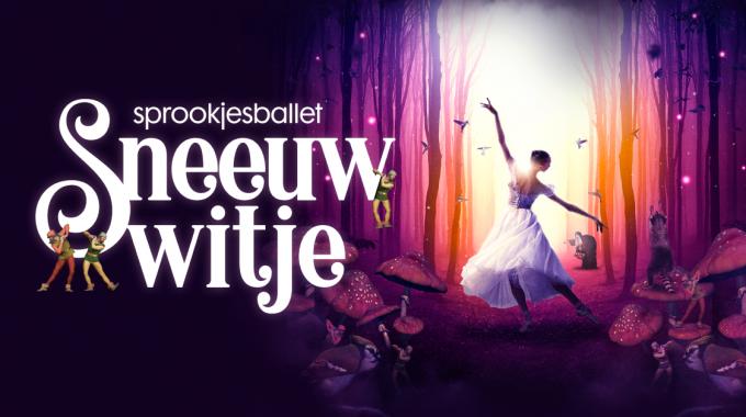 Prima Donna Events presenteert met 'Sneeuwwitje' magisch sprookjesballet voor kinderen