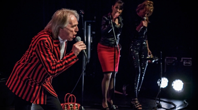 Jan Akkerman en Bert Heerink eren The Rolling Stones' meesterwerk Sticky Fingers in theatertour