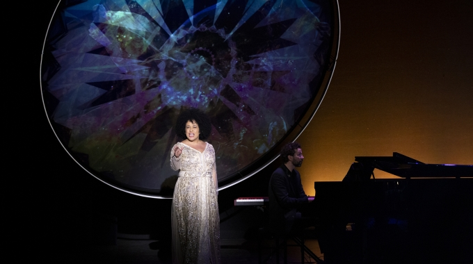 Tania Kross, van Mozart naar Madonna, is puur genieten