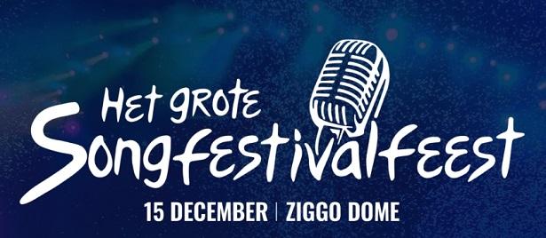 Edsilia Rombley vervangt Jan Smit als presentator van Het Grote Songfestivalfeest in Ziggo Dome Amsterdam