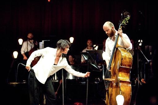 Wende en Amsterdam Sinfonietta vieren de liefde in Carré