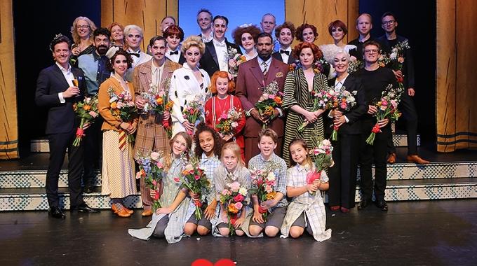 Annie de musical komt exclusief terug in DeLaMar Theater 'Tomorrow' is in zicht voor de roodharige heldin uit de wereldberoemde musical