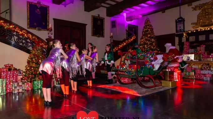 première 'Kerstmagie' Westerlo – FotoReportage