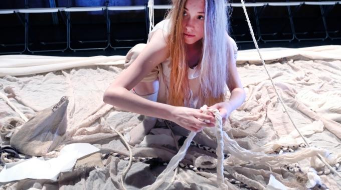 Theatermaker Alexandra Broeder maakt voorstelling i.s.m. centrum voor jeugdpsychiatrie