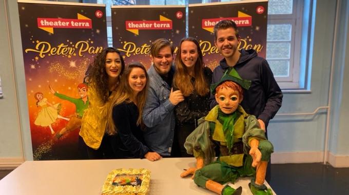 Repetities gestart voor Peter Pan