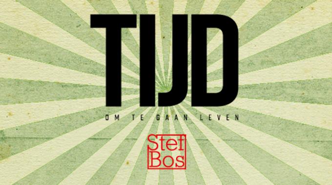 Stef Bos op theatertournee met nieuw album TIJD om te gaan leven