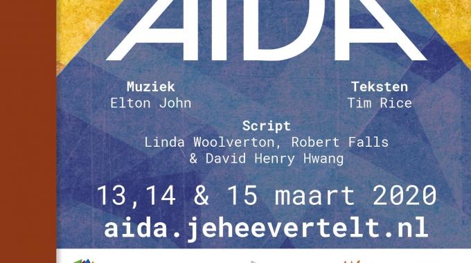Kaartverkoop musical 'Aida' gestart na succesvolle crowdfundingsactie