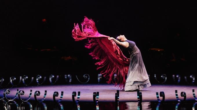 Eva Yerbabuena presenteert Nederlandse première in Intermezzo Serie van de Flamenco Biënnale Nederland