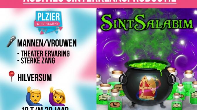 "Audities ""SintSalabim"" Plzier Entertainment"