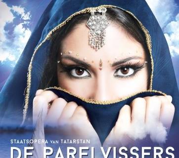Bizets romantische opera De Parelvissers herovert opnieuw Nederland