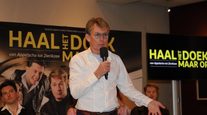 Artistiek directeur Hans Cornelissen maakt nieuwe namen bekend