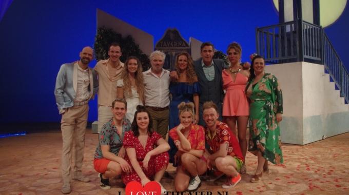 Mamma Mia, de Vlaamse versie van Deep Bridge