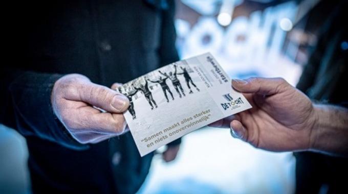 Heel Nederland koopt startbewijzen Spektakelmusical De Tocht