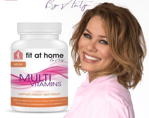 Antje Monteiro komt met eigen voedingssupplementenlijn, By Antje die nu verkrijgbaar is via Amazon.nl