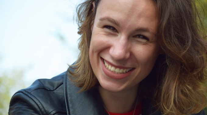 BLOG: Britt van Schie