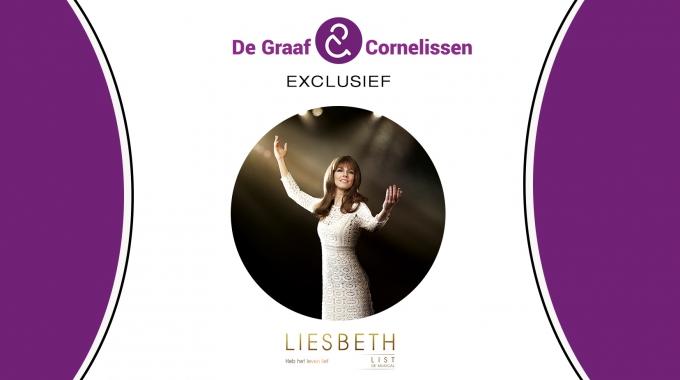 Hans Cornelissen en Ruud de Graaf zetten musical LIESBETH online