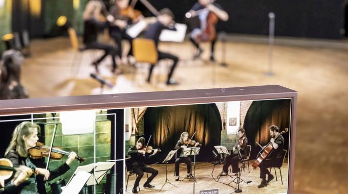Classical Encounters trekt ruim 5000 bezoekers voor corona-proof online kamermuziekfestival