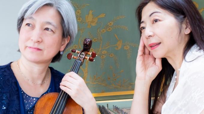 Concert voor publiek > Pearls in Baroque speelt Bachs sonates voor Viool en Klavecimbel op vrijdag 12 juni 2020 in Concertgebouw