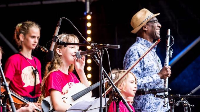Kid Dynamite Jazz Festival goes digital!