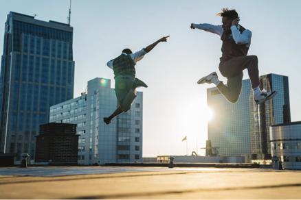 ISH Dance Collective presenteert 'Rooftop Sessions'