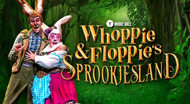 Zuiderkroon opent vanaf 31 juli de deuren voor ultieme sprookjesbeleving 'Whoppie en Floppie's Sprookjesland'