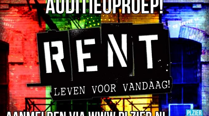 """Audities """"RENT"""" in Hilversum"""