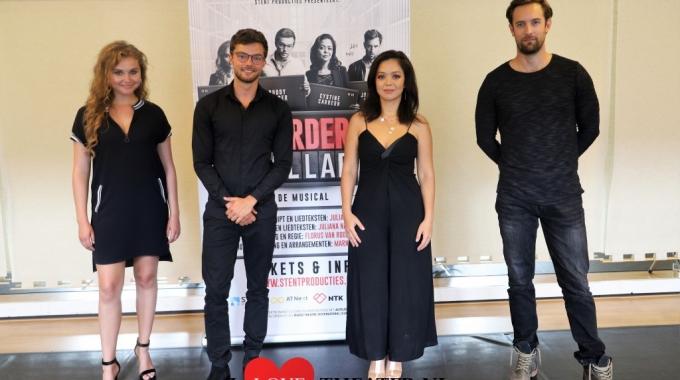 Musical 'Murder Ballad' komt naar België