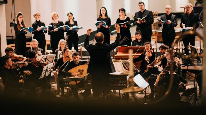 Ribattuta Musica brengt Nederlandse première Pergolesi