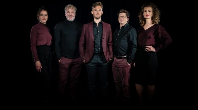 Volledige cast Hugo de Groot, de musical bekend
