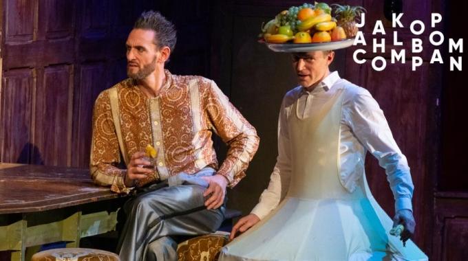 Vielfalt van Jakop Ahlbom Company live vanuit theater bellevue op zaterdag 19 december