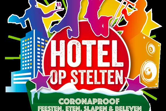Roel van Velzen en Rudolph van Veen zetten Hotel op Stelten