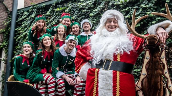 Kerst komt altijd bij het Wilminktheater en Muziekcentrum Enschede!