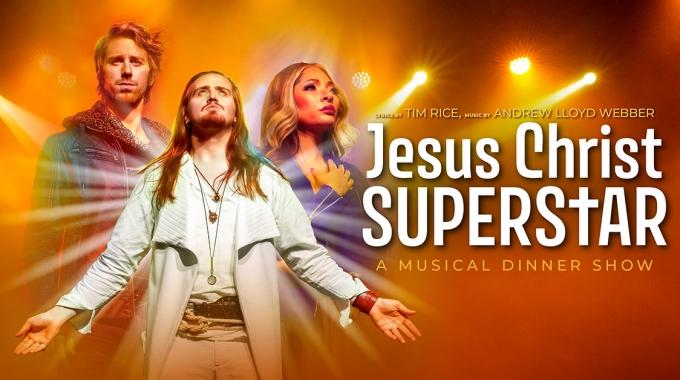 'Jesus Christ Superstar – a musical dinner show' opent in paasvakantie vernieuwde en virusveilige Zuiderkroon