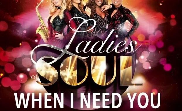 Ladies of Soul verrassen met Valentijns-single 'When I Need You'
