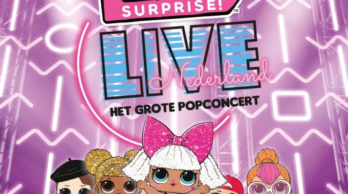 Audities L.O.L. Surprise! Live -Het Grote Popconcert
