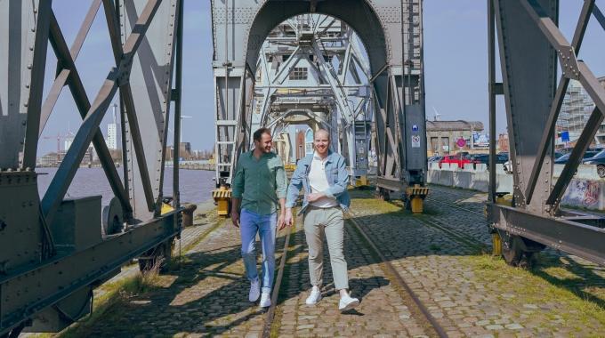 Michiel De Meyer en Martijn Claes lanceren nieuw muzikaal project Bruurs