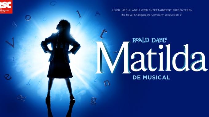 Matilda De Musical exclusief naar oude Luxor Theater