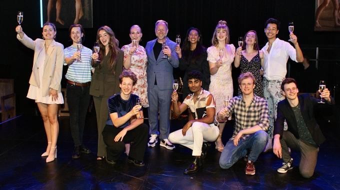 DeLaMar West opent nieuw theater met Spring Awakening.