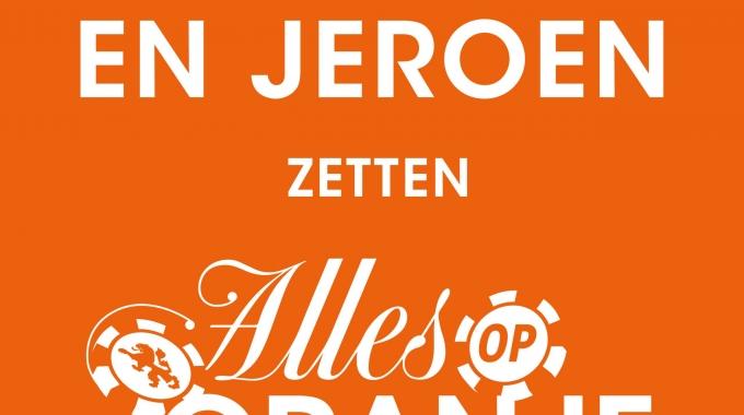 'Alles op Oranje' Oranje sportzomersingle Gerard Joling en Jeroen van der Boom