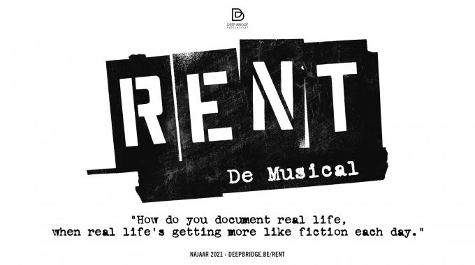 DEEP BRIDGE maakt een compleet nieuwe versie van de rockmusical 'RENT'