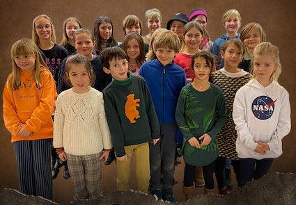 Kinderkoor Singfonia (21 kinderen, 6-12 jaar) mag schitteren in popmusical 'Smike'